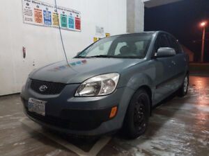 2008 KIA RIO LX LOADED AS IS MUST GO