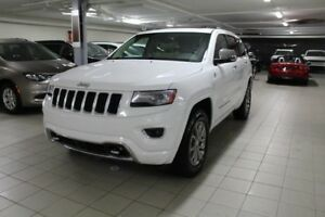 2014 Jeep Grand Cherokee OVERLAND*CUIR/TOIT/NAV/CAMERA/GROUPE TE