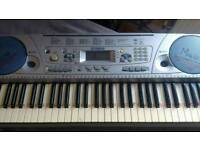 Yamaha keyboard psr 275 PICK UP ONLY