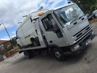 Scrap cars and vans wanted , best price paid , instant collection