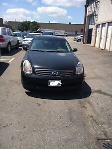 2005 AWD Infiniti G35X luxury sedan for sale