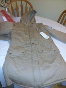 Brand new winter coat 25.00