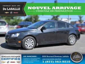 2011 Chevrolet Cruze LT Turbo w/1SA Well Maintained..!