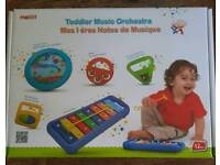 Halilit Toddler Music Orchestra Brand New