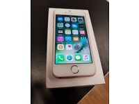 iPhone SE 3MOBILE 32GB ROSEGOLD BOXED APPLE WARRANTY 2017