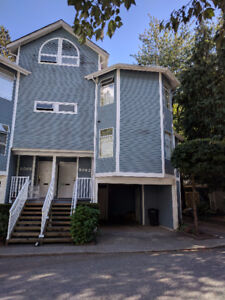Burnaby Mountain townhouse for rent