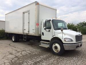2016 Freightliner M2 5 ton truck