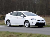 PCO CARS TOYOTA PRIUS AND HONDA INSIGHT UBER READY £100 //. 2013A WEEK.