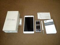 Samsung Galaxy Note 4 Spare or Repair