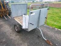 Quad atv logic trailer project £100