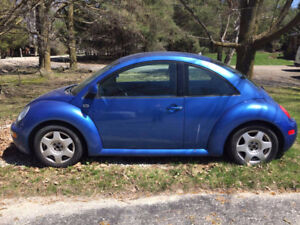 2000 Volkswagen Beetle Fully Loaded Coupe (2 door)