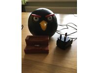 Angry birds docking station