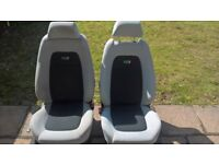 Skoda Fabia VRS full set of seats. Priced to sell