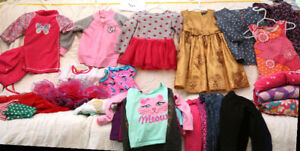 Girls' Clothing, Size 2T