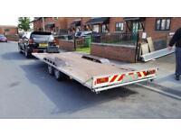 16ft car trailer