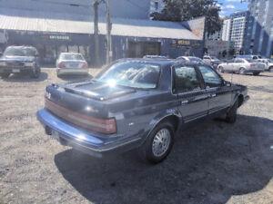 1994 Buick Century Custom Sedan