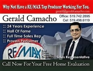 Considering buying or selling - Why Wait - Call Gerald Now!