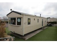 Static Caravan! Beachfront Holiday Home! Fantastic starter van.. Berwick Holiday Park