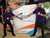 Roaming Fundraiser £296-£441 Basic Per Week + Uncapped Bonus! No Experience Necessary