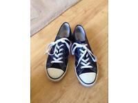 Lee Cooper Canvas Low Shoes Size 10/44.5