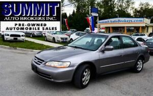 2001 Honda Accord LX | POWER WINDOWS, LOCKS & MIRRORS