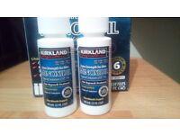Minoxidil hair regrowth treatment 4 months