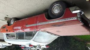 1963 Superior Pontiac Consort Ambulance
