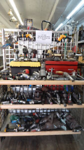 air tool clearance 50% off the ticketed price