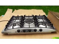 **KUPPERBUSCH**STAINLESS STEEL**5 RING GAS HOB**COLLECTION\DELIVERY**MORE AVAILABLE**
