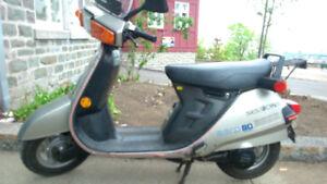 Honda aero, NH80