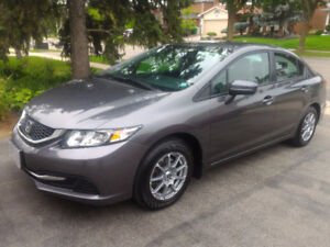 2015 Honda Other LX Sedan Lease take over with $500 incentive