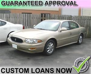 2005 Buick LeSabre Limited - GUARANTEED APPROVAL