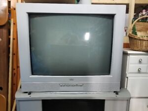 TV & Stand For Sale, Great For Kids Gaming Room