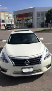 Leased 2014 Nissan Altima Sedan $377.68/month.  19 Month left