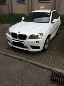 BMW X3 2.0 20d M Sport xDrive 5dr Auto