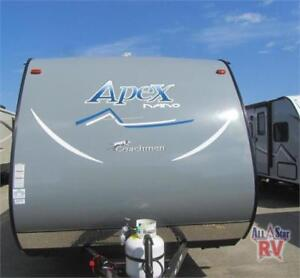 2018 APEX 191 RBS - LITE WEIGHT COUPLE TRAILER