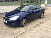 LOOK !!!Vauxhall Astra 1.8 Design convertible twin top 2008 57 FORD PEUGEOT CABRIOLET FOCUS*
