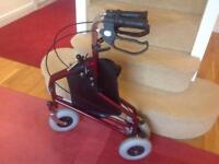 Home care mobility walker