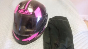 HJC Helmet Youth - Size Large