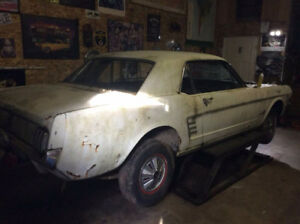 1966 and 1968 mustang for sale