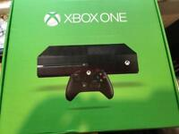 Xbox one like new boxed