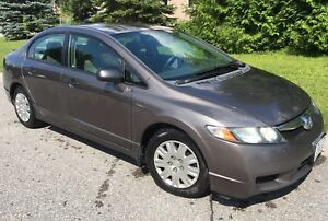 2009 Honda Civic Dx 4 door
