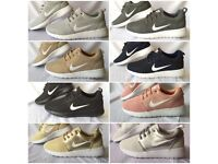 Boxed brand new trainers rosh plain wholesale