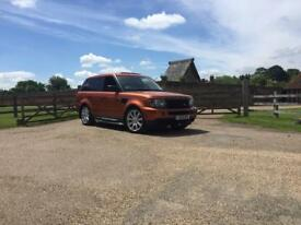 Landrover Rangerover Sport Supercharged 1st Edtion