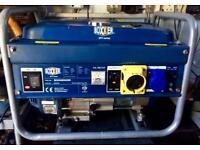 Generator Boxxer 2200 Petrol Roll Cage Generator 2.2 kw BOXGEN2200 £180 Ono