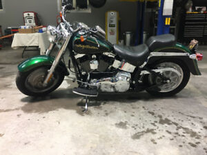 REDUCED 2006 H-D Fatboy Mint Condition 9900$!