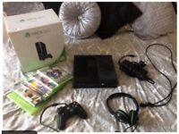 Xbox 360 bundle excellent condition