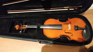 1/2 Size Violin For Sale Excellent Condition