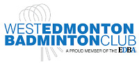 Join Our Badminton Club (WEBC) - Upcoming Sept 2017 to June 2018