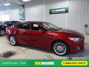 2014 Ford Fusion SEL AWD